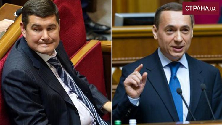 Онищенко сдал Ахметова и Злочевского