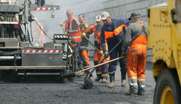 При ремонте дорог в Кропивницком присвоили 3 млн