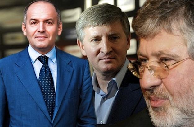 Александр Гончаров: «Для ФПГ украинских олигархов эти цифры — пустой звук»