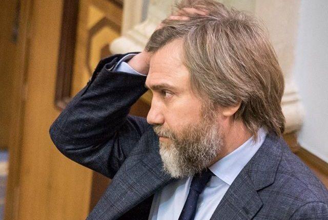 У Луценко подозревают Новинского в склонности к банкротству
