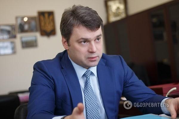 Первый заместитель главы ГФС Билан задекларировал $ 1 тысячу наличными