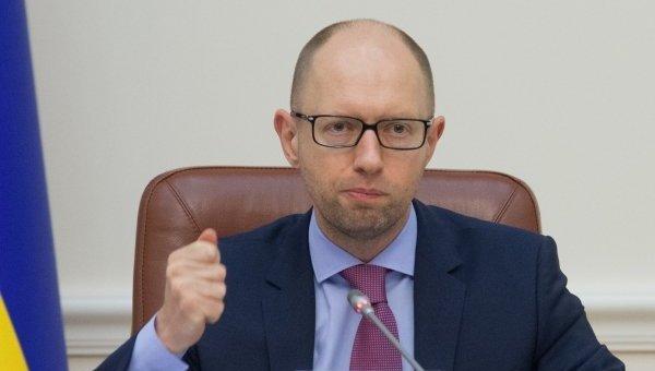 Сергей Щербина: «Яценюк наносит ответный удар?»