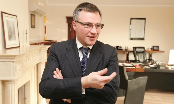 Кипрские компании Рыженкова сконцентрировали более 50% «Запорожстали»