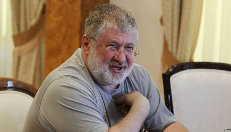 Коломойского хотят напугать голым штрафом