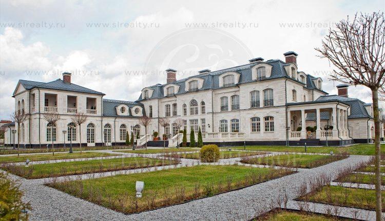 Особняк беглого Курченко на Рублевке оценили в $35 млн (фото)