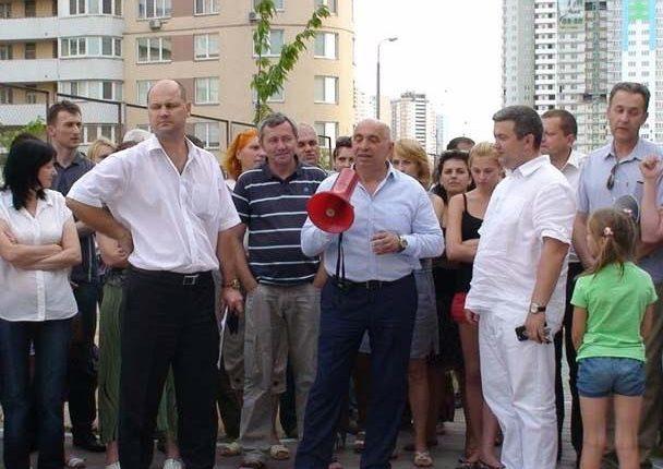 Главу района Киева задержали по подозрению в растрате 2,6 млн