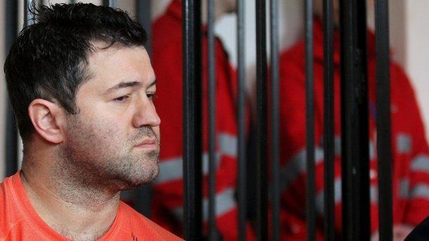 У Насирова арестовали мобильные телефоны, часы и паспорт