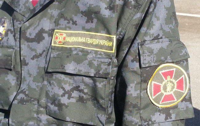 В Киеве замкомандира одной из частей Нацгвардии погорел на «крышевании»