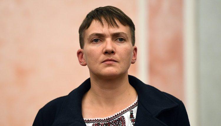 После ДТП Савченко создала партию имени самой себя