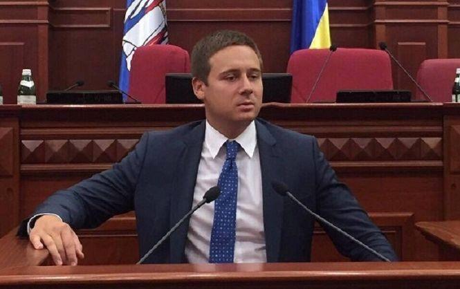 Главу Набсовета «Киевгорстроя» Слончака «подрезали» во время «разборок»