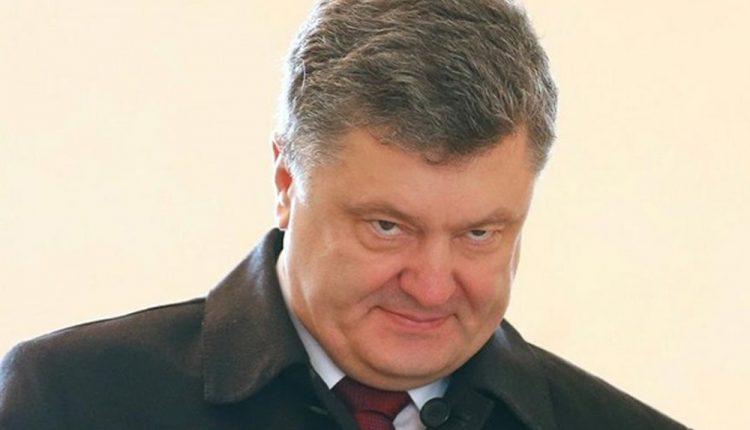 Заправские друзья Порошенко