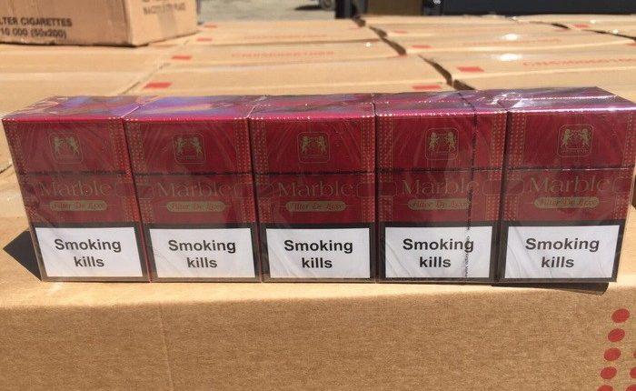 СБУ перехватила табачную контрабанду на 600 тысяч