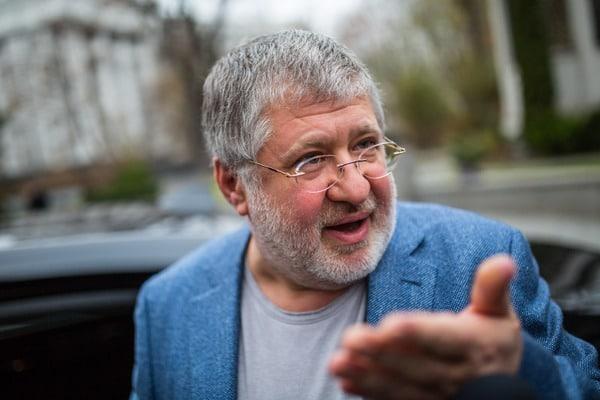 """Коломойский утверждает, что 110 млрд из Приватбанка не """"уходили"""""""