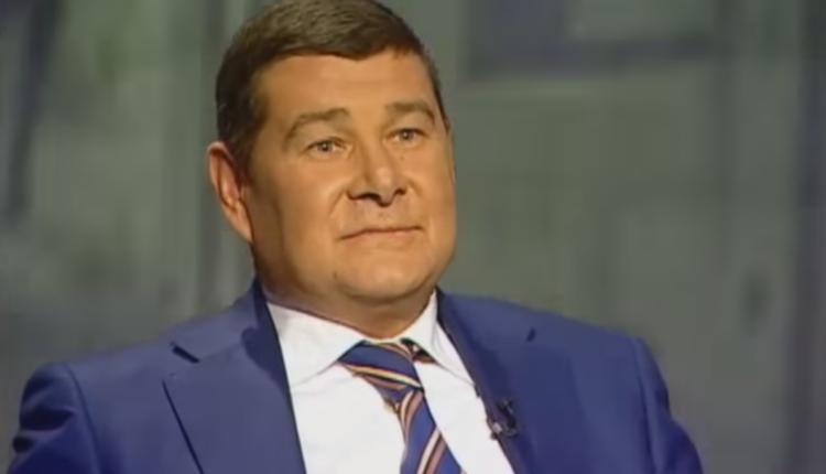 Онищенко не смог сдержать газ