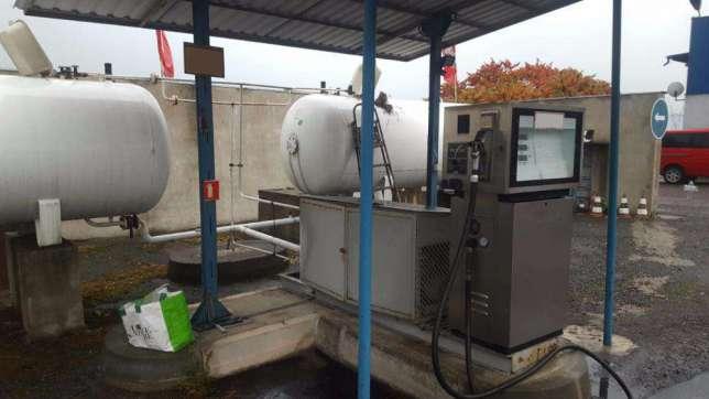 За год владельцы нелегальных газовых заправок «поимели» миллиард
