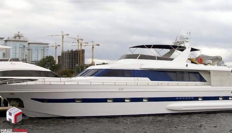 Нардеп Третьяков пользуется итальянской яхтой стоимостью 21 млн
