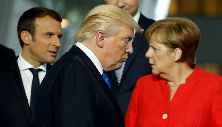 На старте недели: встреча с Трампом, отмена АТО и дыхание перевыборов