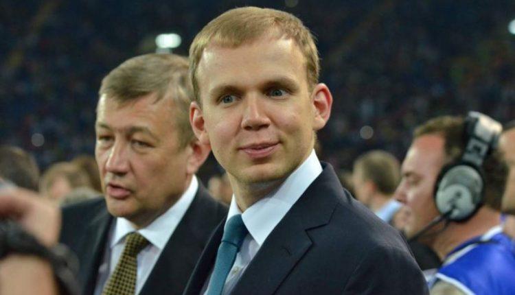 Курченко пошел по углям