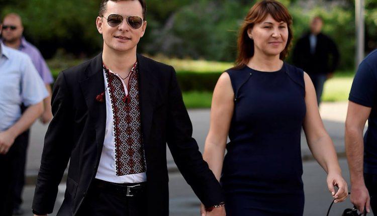 """Жена Ляшко улетела в Швейцарию в первый же день """"безвиза"""""""