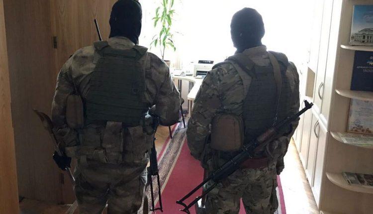 В прокуратуре рассказали о причинах обысков в горсовете Ирпеня