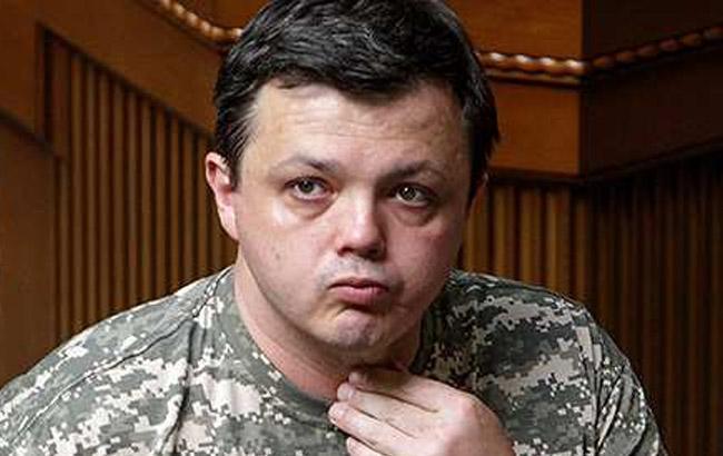 Ресторанное фото нардепа Семенченко вызвало возмущение в соцсетях
