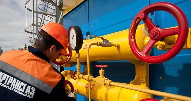 Охранники газотранспортной системы «Укртрансгаза» присвоили 3 млн