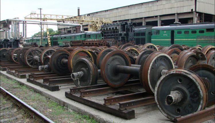 ФГИ продал украинский тепловозоремонтный завод