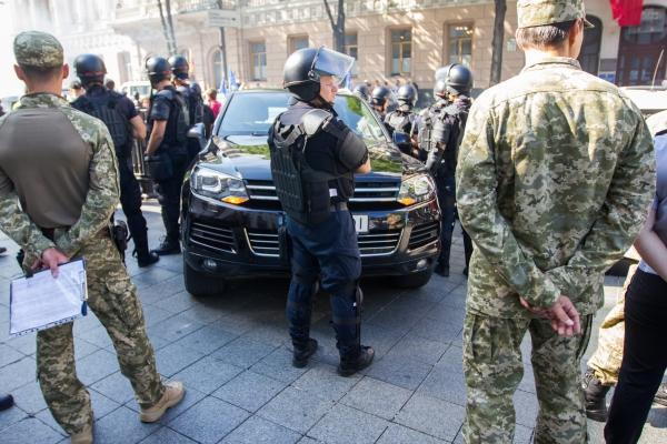 Сергей Гармаш: «Ноу-хау демократии от Авакова»