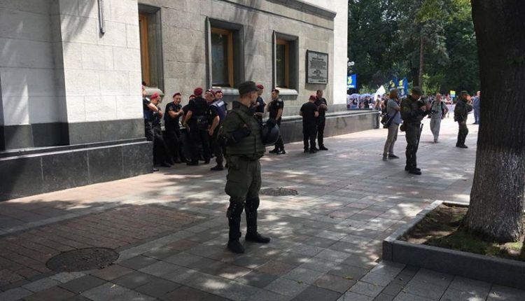 Михаил Подоляк: «Уличный диктант»