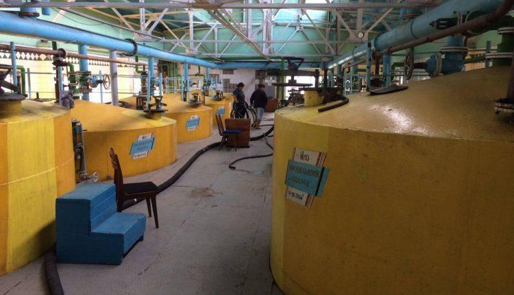 ГФС проводит обыски на 41 спиртзаводе страны