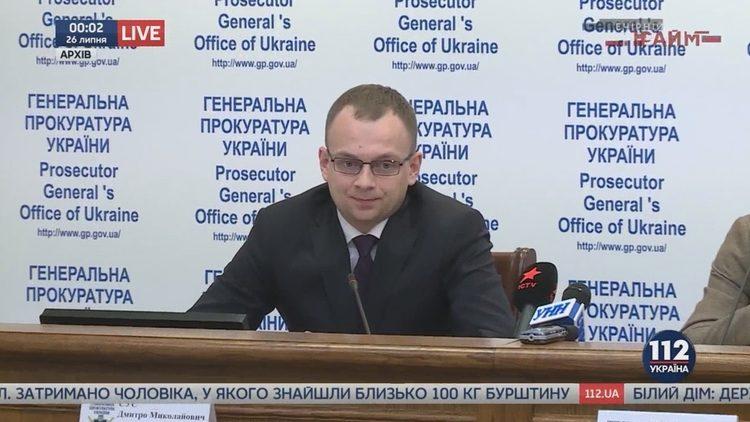 Дмитрия Суса посадили под домашний арест в Хмельницком