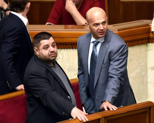 Александр Грановский и Игорь Кононенко