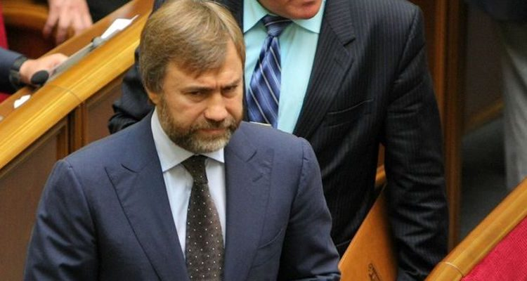 """Названы """"дела"""", через которые ГПУ подбирается к Новинскому"""