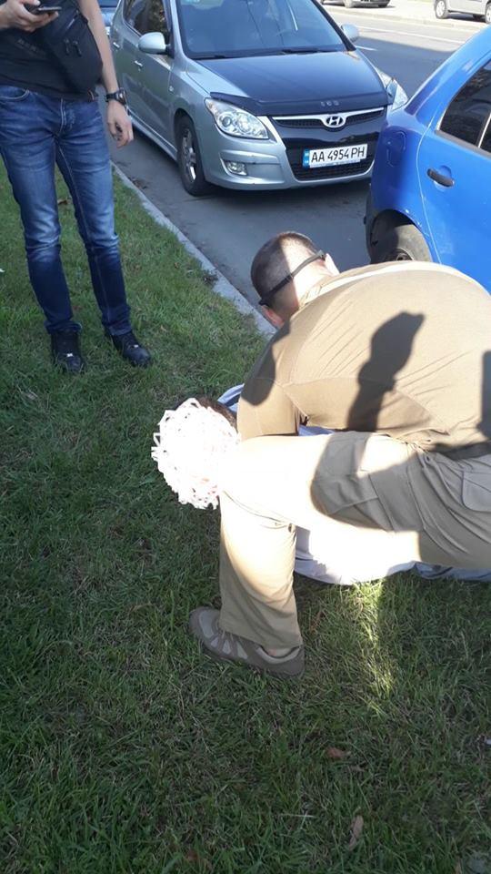 В Киеве начальника полиции аэропорта задержали за взятку в $ 7 тысяч