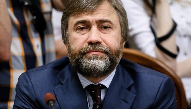 Активы Новинского накрыла очередная волна обысков