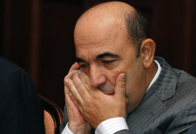 Известный блогер: за Рабиновича в партии только две области