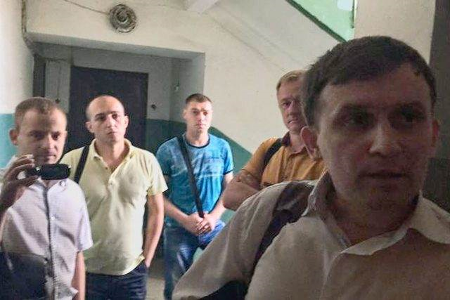 Станислав Речинский: «Грицак опять флешку ищет»