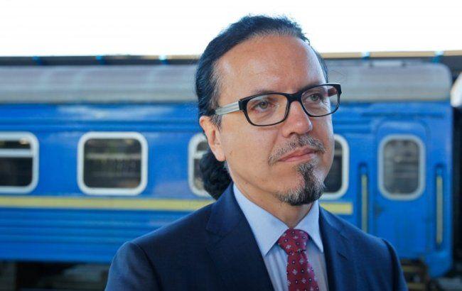 Гройсман объявил об отставке Балчуна с поста главы «Укрзалізниці»