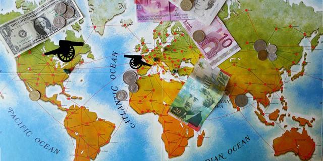 Павел Вернивский: «В валютных войнах хотел бы обратить внимание на Украину»
