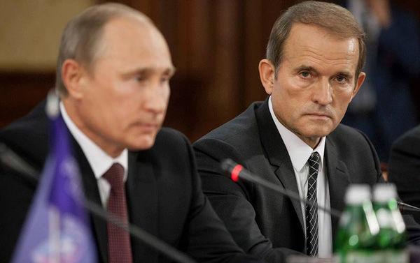 «Укрзалізниця», Медведчук и дизель от Путина