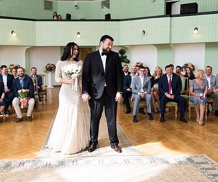 Луценко женил старшего сына