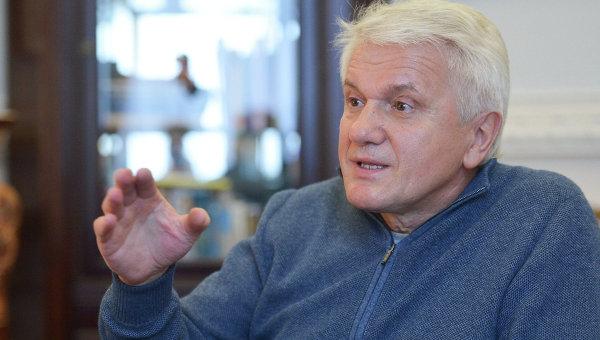Литвин объявил овыходе издепутатской группы «Воля народа»