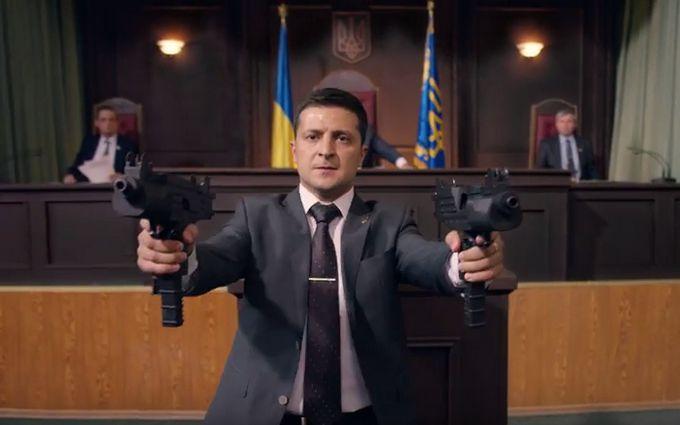 Савченко предложила актеру Зеленскому стать кандидатом впрезиденты государства Украины
