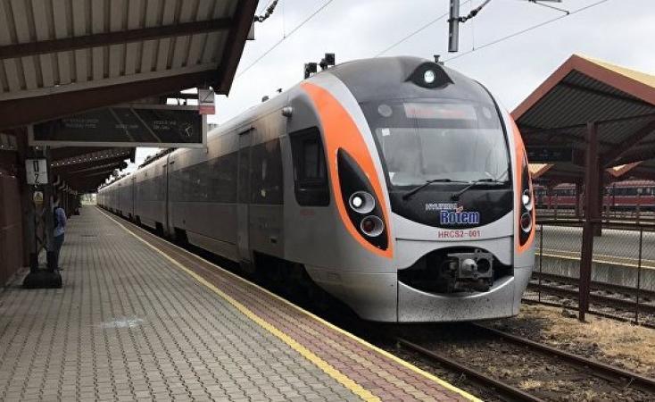 С10декабря начнет курсировать поезд Киев