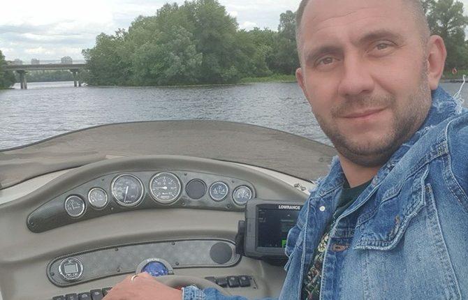 В Киеве убили совладельца элитного автосалона