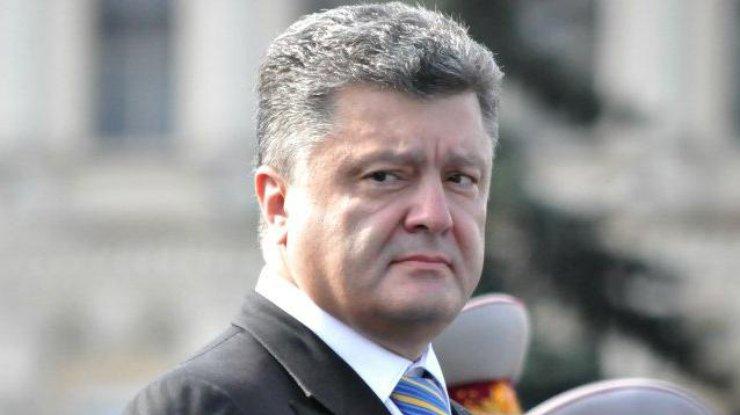 Порошенко поручил Турчинову устроить ему ставку