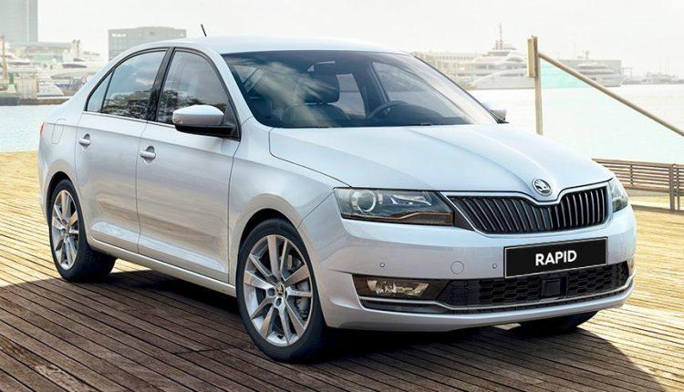 Нацполиция купила четыре сотни автомобилей Škoda Rapid за 149 млн