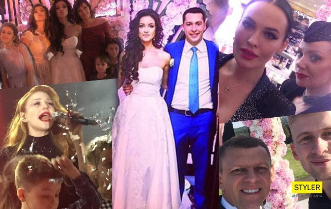 Депутат из БПП устроил шикарную свадьбу