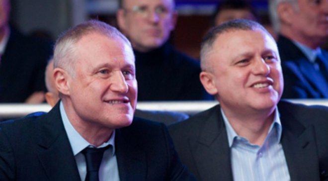 НБУ несмог остановить решения суда впользу Суркисов— «Приватовский» млрд.