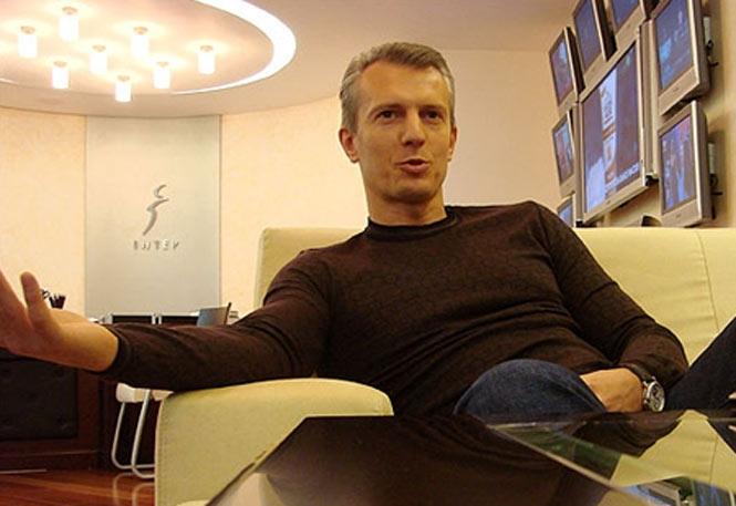 Украинский предприниматель Хорошковский хочет приобрести «дочку» Сбербанка